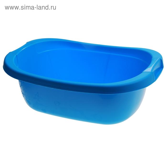 "Таз 22 литра ""Голубая лагуна"""