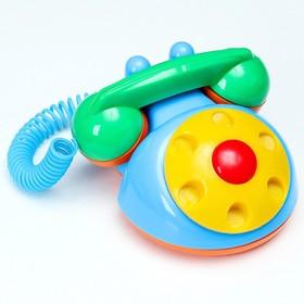 Телефон детский, цвета МИКС