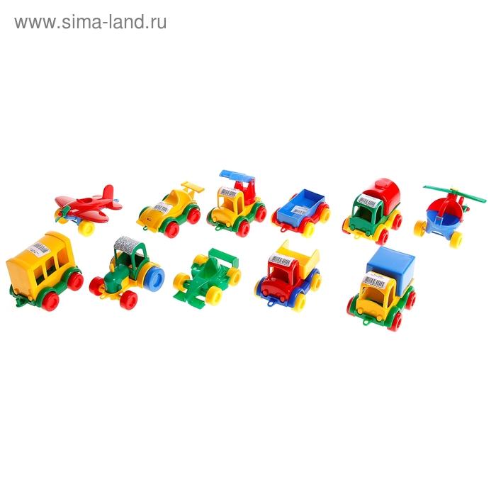 "Машина ""Kid cars"" МИКС"