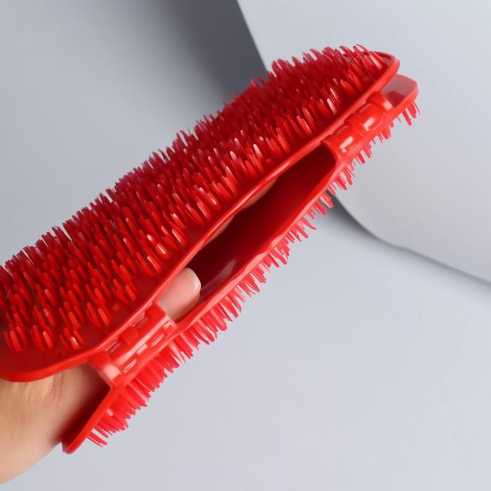 "Массажёр антицеллюлитный ""Рукавица"", цвет МИКС"
