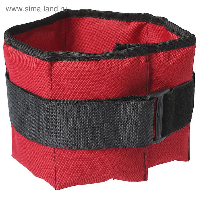 Утяжелитель-пояс детский 1 кг, МИКС