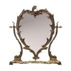 """Зеркало настольное на подставке """"Сердце"""""""