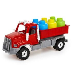 Автомобиль «Камакс с грузом», цвета МИКС