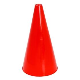 Конус для разметки полей и трасс 24 см красный  гп14621