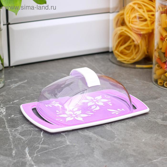 """Масленка """"Премьера"""", цвет фиолетовый"""