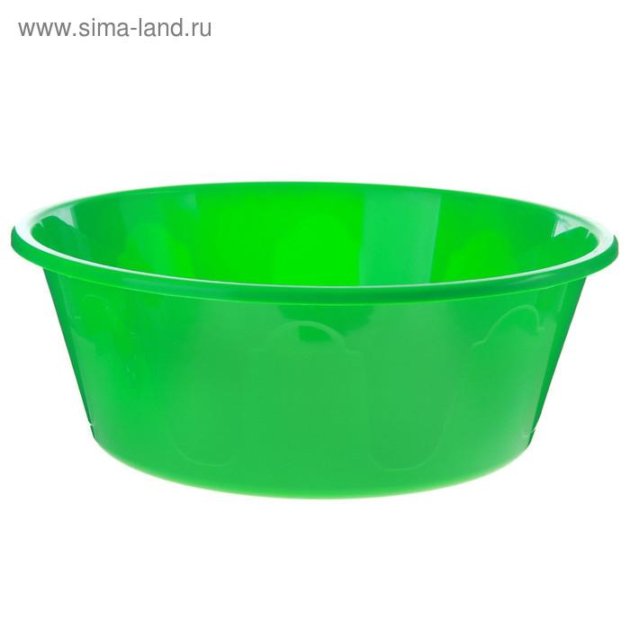 """Таз пластиковый 20 л, """"Колор"""", цвет МИКС"""