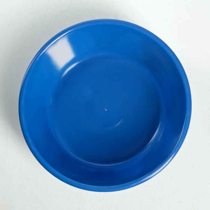 """Таз пластиковый 6 л """"Колор"""", цвет микс"""