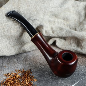 "Pipe Smoking pipe ""Queen"""