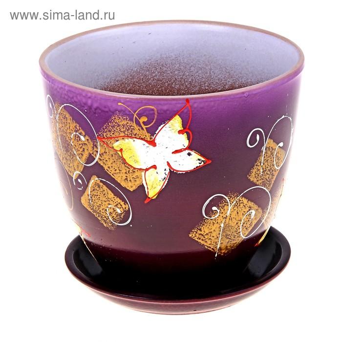 "Кашпо ""Бабочки"" 5 л"