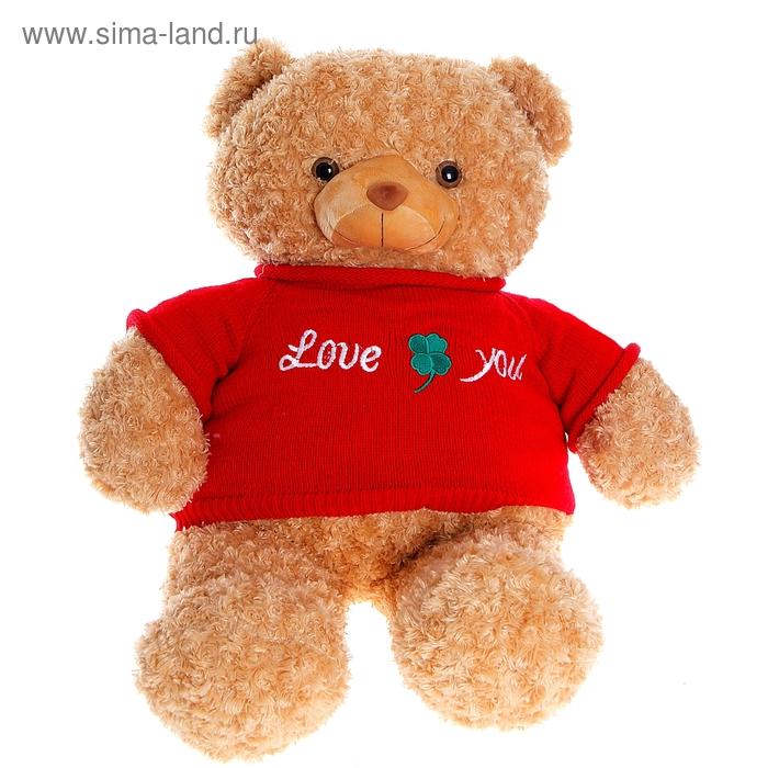 Мягкая игрушка «Медведь в вязаной кофте № 2»