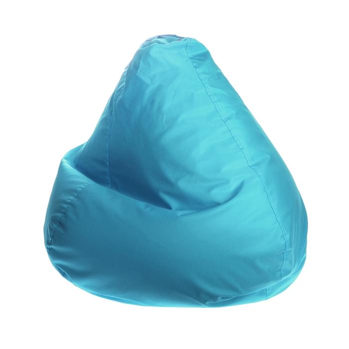 """Кресло-мешок """"Малыш"""", d70/h80, цвет бирюза"""