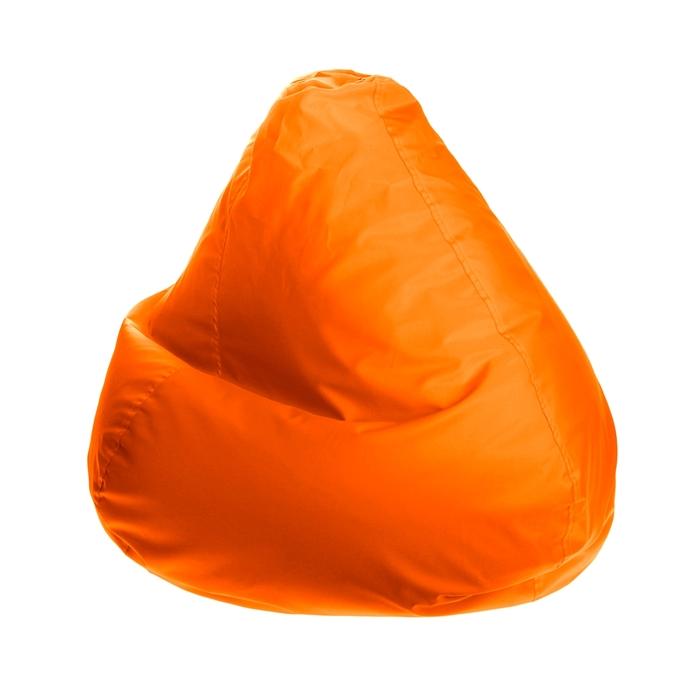 """Кресло-мешок """"Малыш"""", d70/h80, цвет оранжевый"""