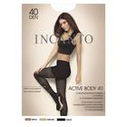 Колготки женские INCANTO Active Body 40 (nero, 3)