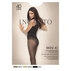 Колготки женские INCANTO Bikini 40 (nero, 3)