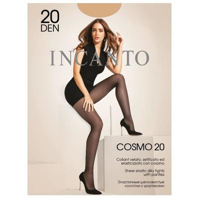Колготки женские INCANTO Cosmo 20 (naturel, 3)