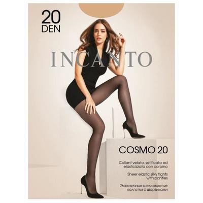 Колготки женские INCANTO Cosmo 20 (nero, 5)