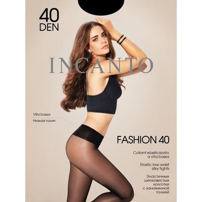 Колготки женские INCANTO Fashion 40 (nero, 2)