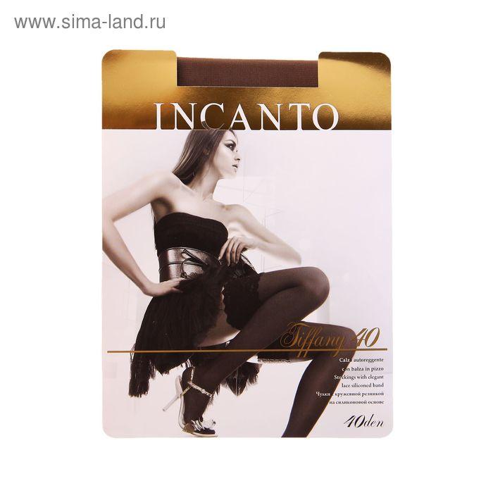 Чулки INCANTO Tiffany 40 (daino, 2)