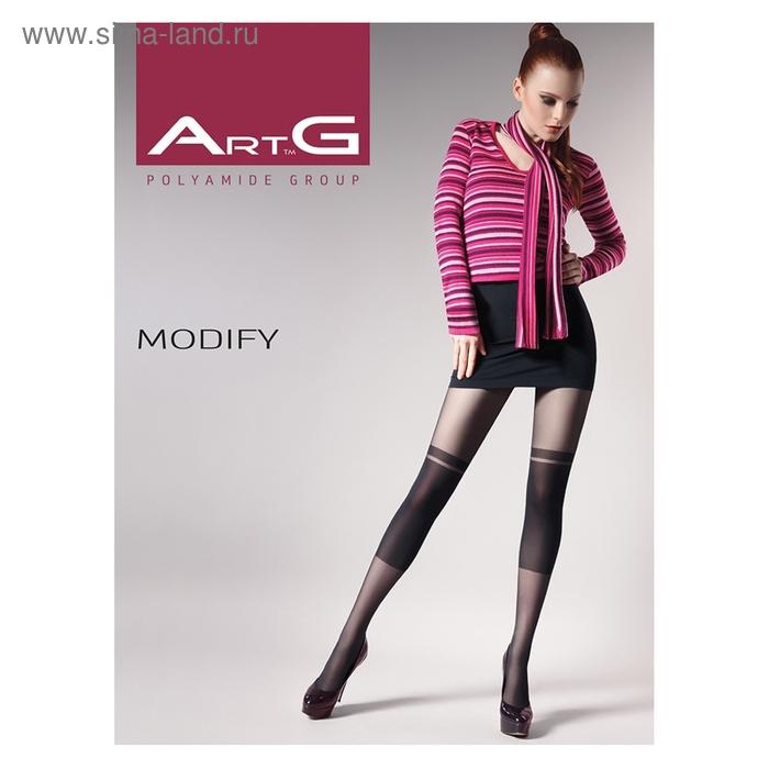 Колготки женские ARTG MODIFY 40 (2) (nero, 2)