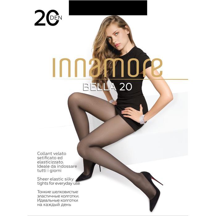 Колготки женские INNAMORE Bella 20 (miele, 2)
