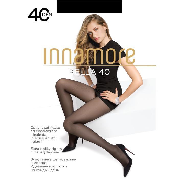 Колготки женские INNAMORE Bella 40 (daino, 4)