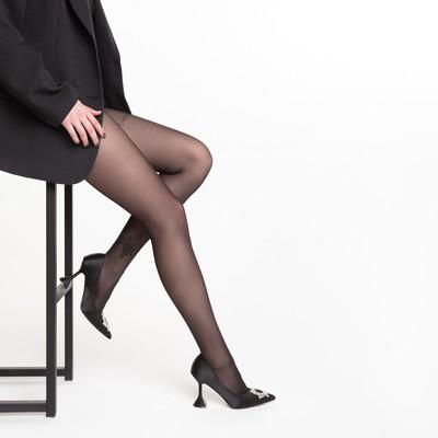 Колготки женские INNAMORE Bella 40 (nero, 3)
