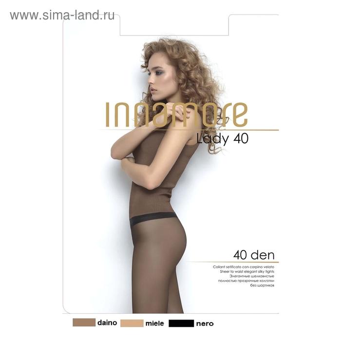 Колготки женские INNAMORE Lady 40 (daino, 4)