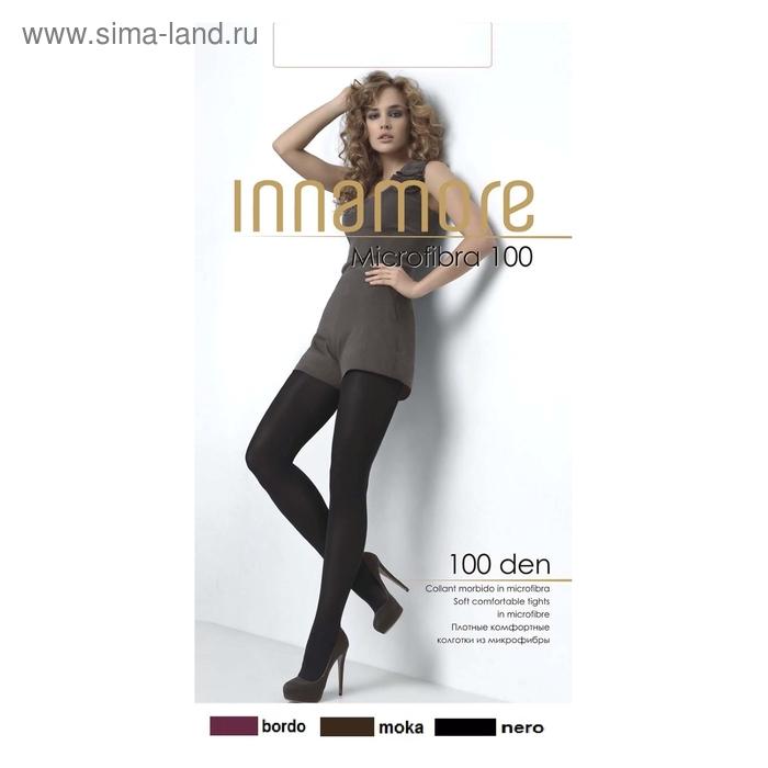Колготки женские INNAMORE Microfibra 100 (nero, 5)