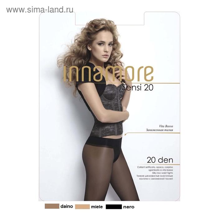 Колготки женские INNAMORE Sensi 20 (nero, 3)