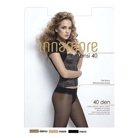 Колготки женские INNAMORE Sensi 40 (nero, 3)