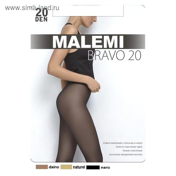Колготки женские MALEMI Bravo 20 (daino, 5)