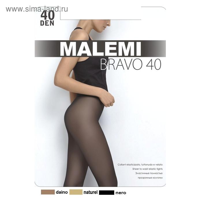 Колготки женские MALEMI Bravo 40 (nero, 5)