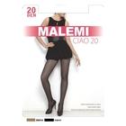 Колготки женские MALEMI Ciao 20 (nero, 2)