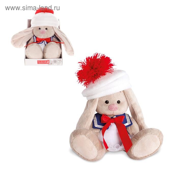 """Мягкая игрушка """"Зайка Ми-морячка"""""""