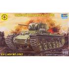 Сборная модель «Тяжелый танк КВ-1 модель 1942 г.»