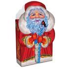 """Подарочная коробка """"Дедушка Мороз"""" мини, сборная, 12,5 х 7,5 х 15 см"""