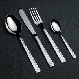 """Набор столовых приборов """"Аппетит"""", 24 предмета, толщина 2 мм"""