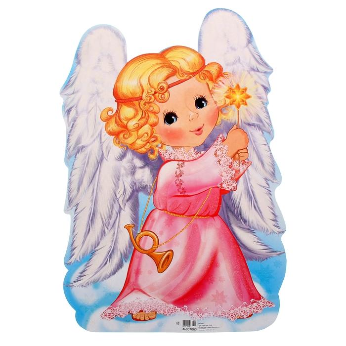 "Плакат вырубной ""Ангел"" 88047"