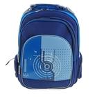 Рюкзак школьный эргономичная спинка Attack 39*29*16 см с отделением на молнии, для мальчика