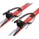 Крепление для лыж полужесткое КПЖ 007, цвет чёрный