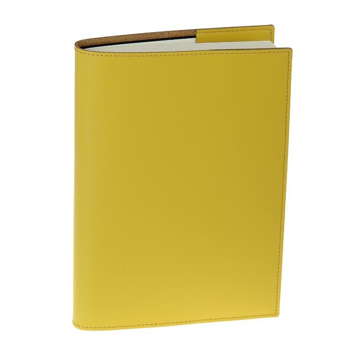 Ежедневник (сменный блок) желтый
