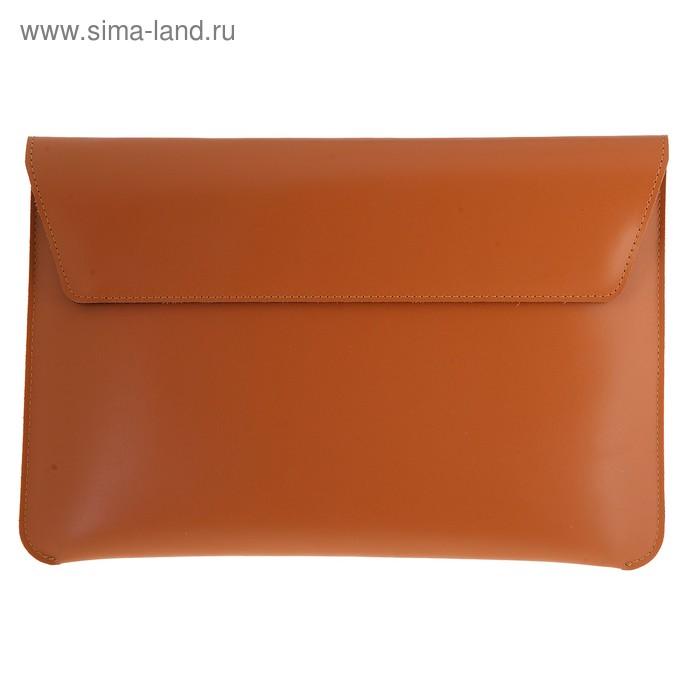 Чехол для планшета и аксессуаров, коричневый