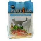 Сухой корм Puffins для кошек, курочка и рыбка, 400 гр