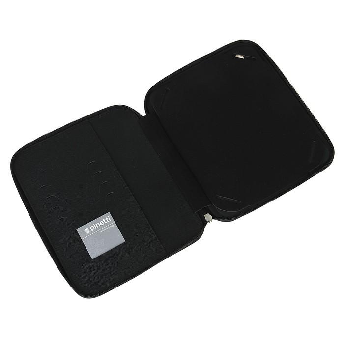 Чехол для планшета с карманом для визиток