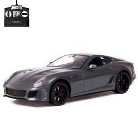 Машина на радиоуправлении Ferrari 599XX, масштаб 1:14, МИКС