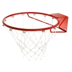 Корзина баскетбольная №7, d 450мм, стандартная (пруток 16мм), с сеткой