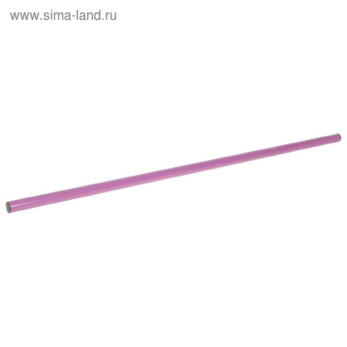 Палка гимнастическая, 1 м, цвета МИКС
