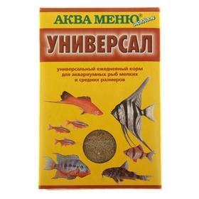 """Корм для рыб """"АКВА МЕНЮ. Универсал"""", 30 г"""
