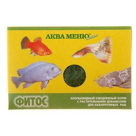 "Корм для рыб ""АКВА МЕНЮ. Фитос"", 11 г"