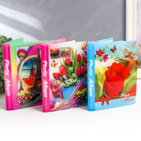 "Photo album for 36 photos 10x15 cm ""Sunflowers"", MIXED"